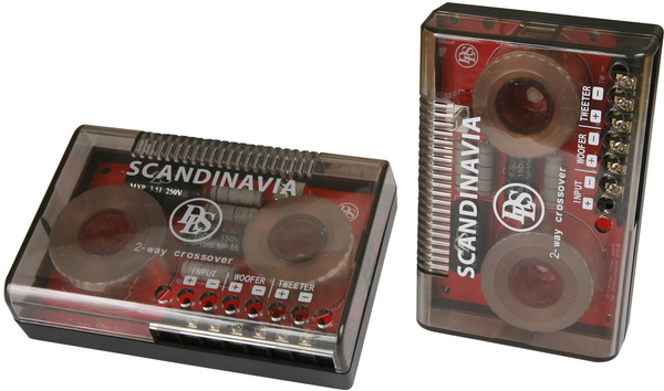 DLS Scandinavia 2-way passive crossover. Технические характеристики Scandinavia 2-way passive crossover.