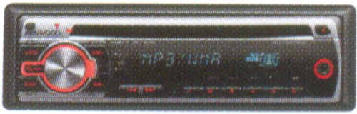 Магнитола Kenwood KDC-MP343S