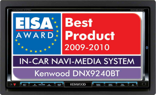 Магнитола Kenwood DNX9240BT