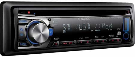 Магнитола Kenwood KDC-4751SD