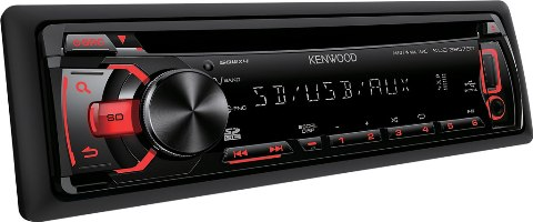 Магнитола Kenwood KDC-4757SD