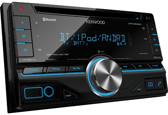 Магнитола Kenwood DPX306BT