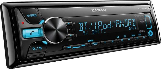 Магнитола Kenwood KDC-BT45U