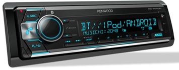 Магнитола Kenwood KDC-X5100BT