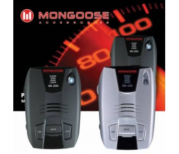 Антирадары Mongoose HD-310